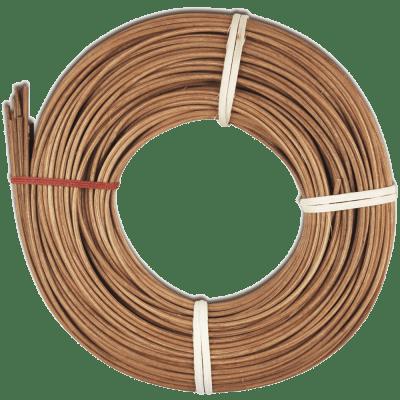 Peddigrohr braun 100g Ø 2,2mm Rolle Qualität Rotband