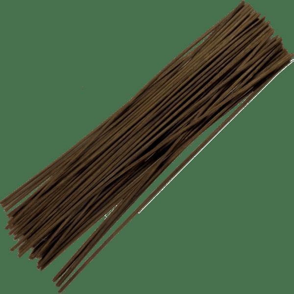 Peddigrohr Korbflecht Staken braun geräuchert Ø 3,0mm Länge 30cm