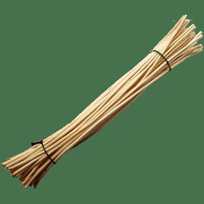 Weide Staken Natur geschält 40cm 40 Stück