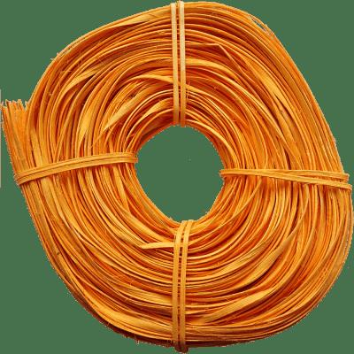 Peddigschiene - Gelb - Sonnengelb - 5mm 250g Rolle