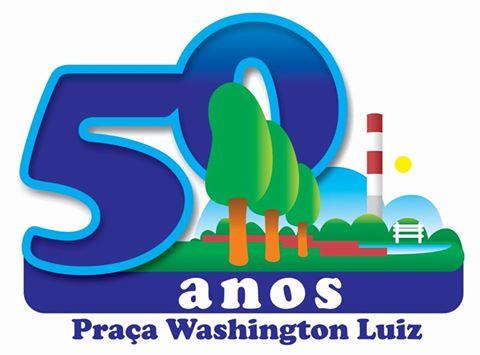 O logotipo comemorativo é de autoria do artista plástico Alexandre Filiage