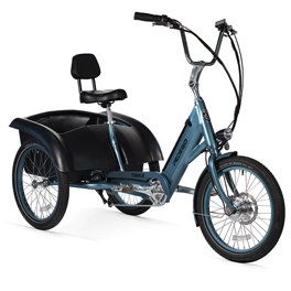 Pedego's Electric Trike Available 2017