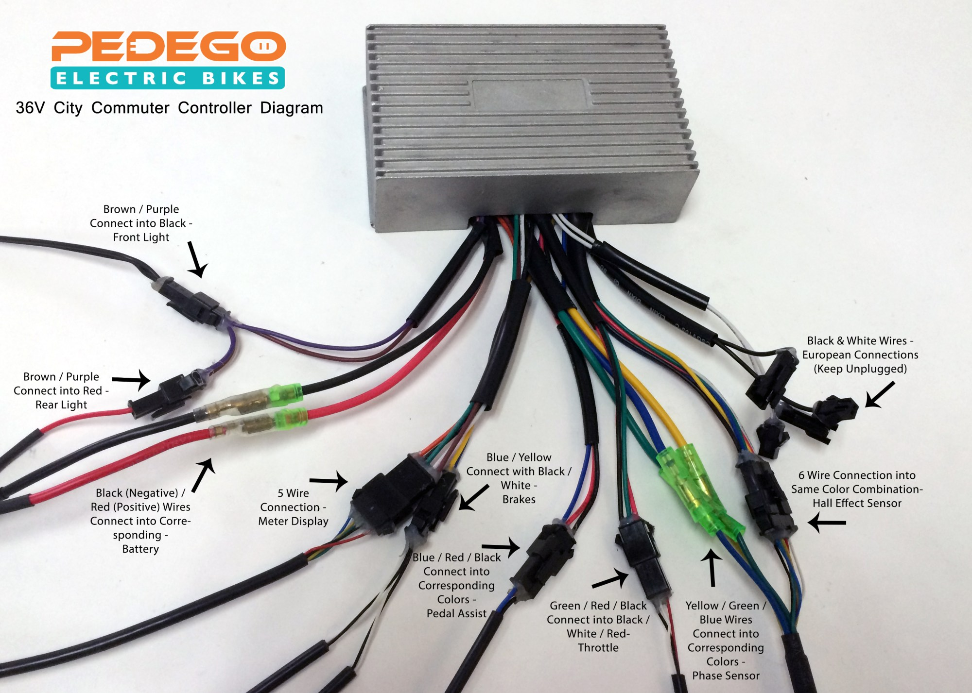 hight resolution of wiring a electric bike controller 36v diagram wiring diagram list 36 volt controller wiring diagram 36 volt controller diagram