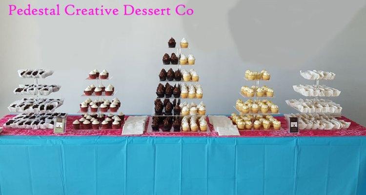 past pedestal event: corporate gathering