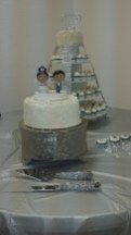 Aquamina Wedding