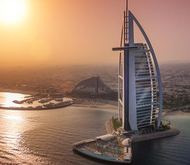 Restaurants Burj Arab Al