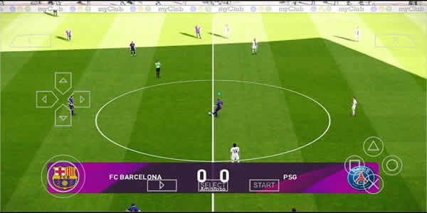 Download PES 2021 PSP