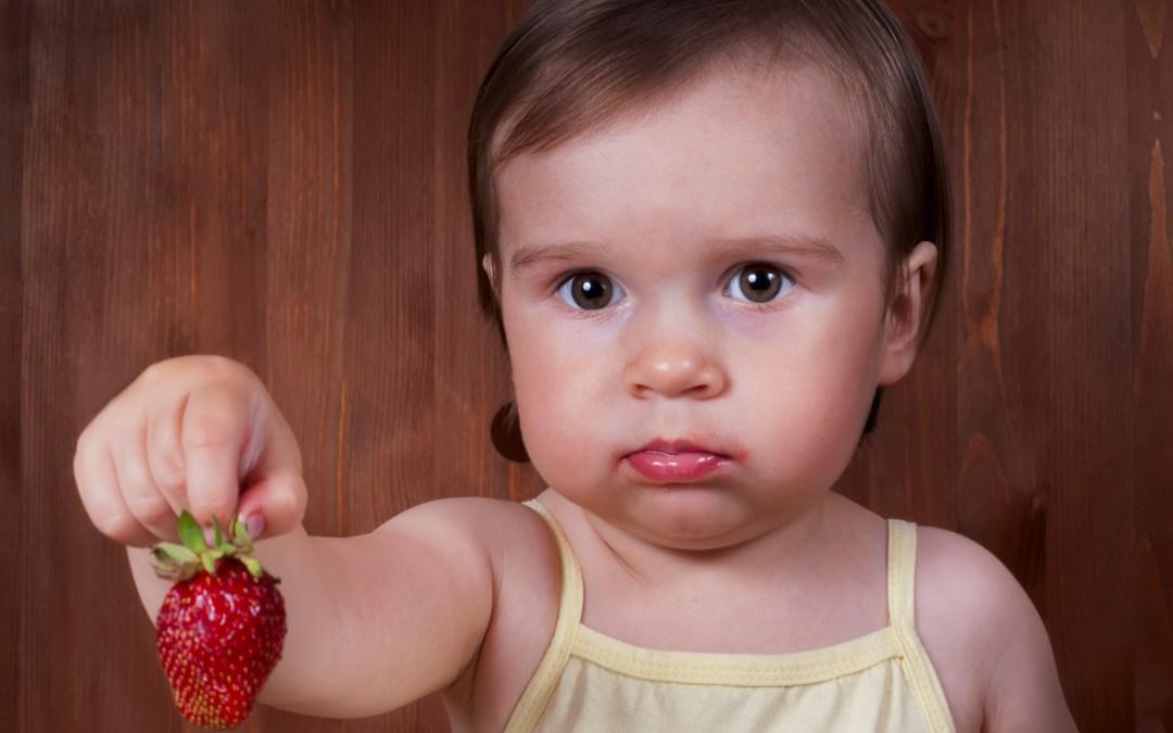 Alergias mas peligrosas en niños