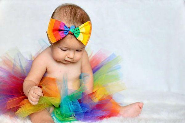 ¿Qué son los bebés arcoiris?