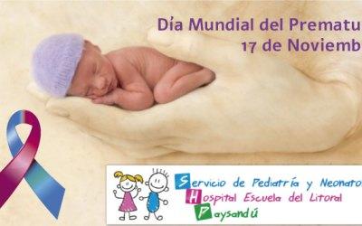 17 de Noviembre Día Internacional del Bebe Prematuro