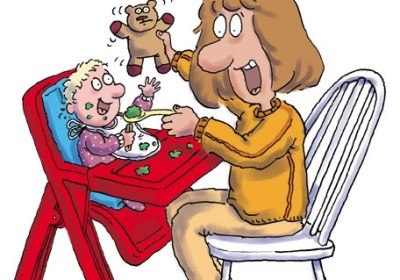 Feeding Therapy: The Benefits of Working Closely with Parents and Establishing a Home Program