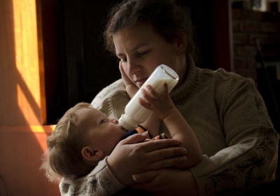Human Milk in a Bottle: Are the Benefits Just as Good?