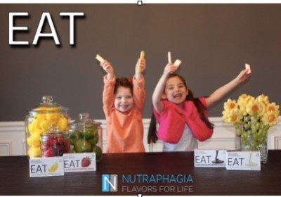 High Calorie Meltable Snacks from Nutraphagia