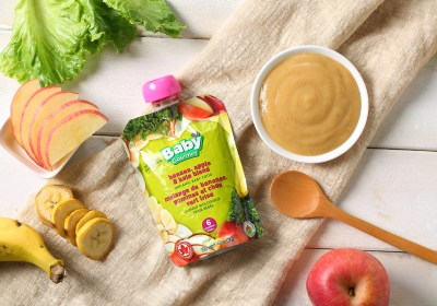 Packaged Baby Foods in the News