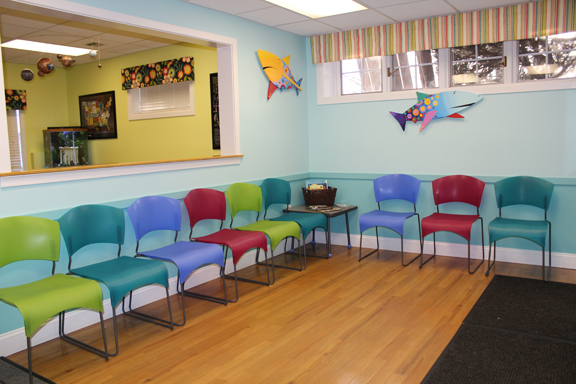 Childrens Health Cares Beautiful Waiting Rooms