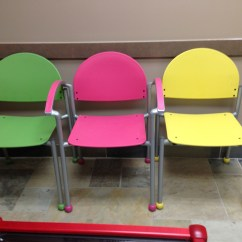 Colorful Desk Chairs Herman Miller Eames Office Chair Waiting Room With Bola Affordable And