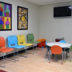 Old Office Chair And Table The Bike Pediatric Furniture.com   Are You Looking For Colorful Waiting Room Chairs In Bright ...