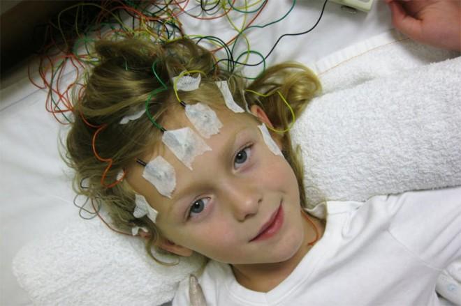 Приступ эпилепсии у ребенка во сне