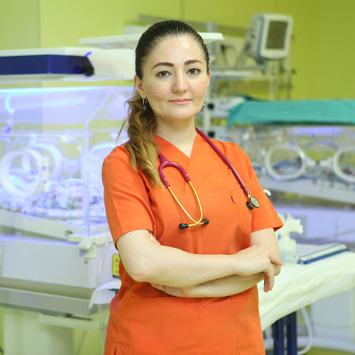 Dr. İlkanə Tanrıverdiyeva