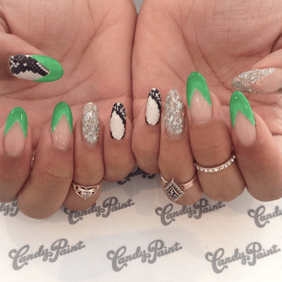 Los Angeles Nail Art Candypaintla