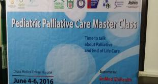 Pediatric Palliative Care Master Class
