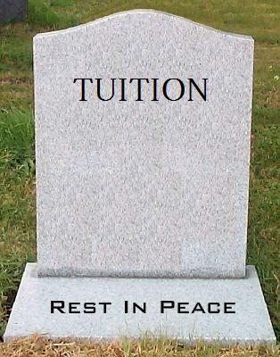 RIP Tuition