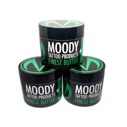 moody finest butter 200ml pack 3