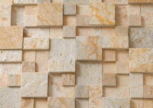 Mosaico Pedra São Tomé
