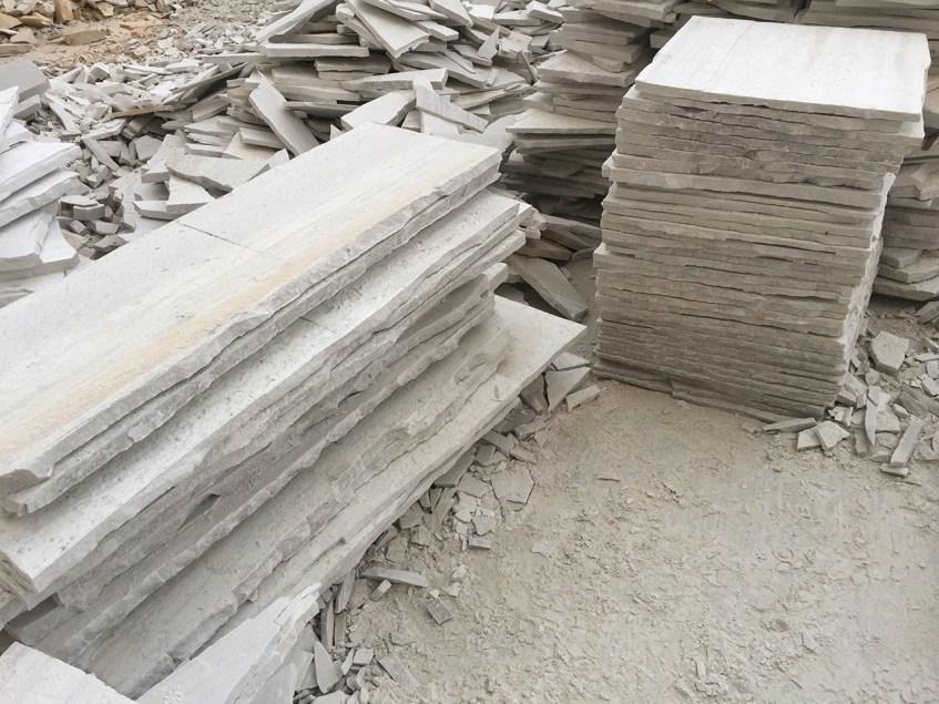 Extração Pedra São Tomé