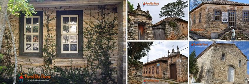 Casas Feitas de Pedra São Tomé