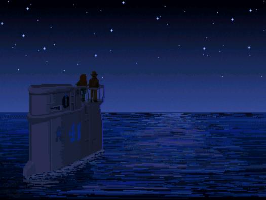 Romantika pod hviezdami, už je to vážne nuda.