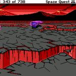 Planéta Ortega, mne to ale pripomína Mordor.