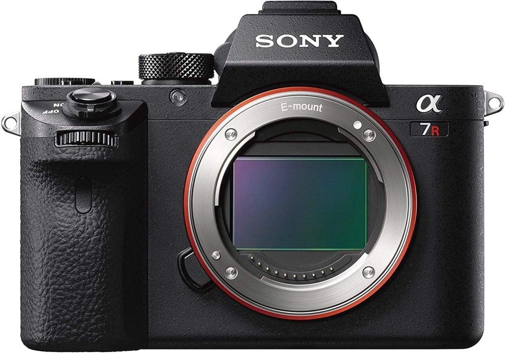 Camara Sony a7RII  comprar en Amazon