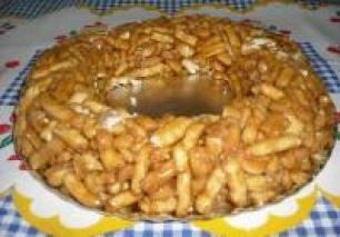 Rosca de Fideos
