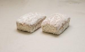 Mantecados en Caja