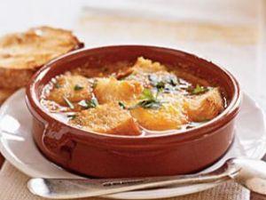 Sopa Dorada (II)