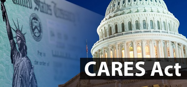 $2.2 Trillion CARES Act Signed into Law