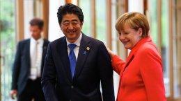 Alemania y Japón abogan por el libre comercio para fortalecer el crecimiento - Alemania y Japón abogan por el libre comercio para fortalecer el crecimiento