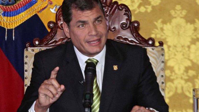Economía de Ecuador está en franco crecimiento - Economía de Ecuador está en franco crecimiento
