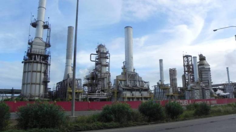 Pedro Luis Martín Olivares Unidad de alquilación de refinería El Palito fue reactivada - Unidad de alquilación de refinería El Palito fue reactivada