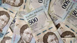 Un billon 770 mil millones de bolívares - Un billón 770 mil millones de bolívares han arribado al país