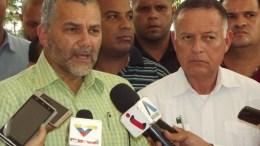 ministro para el Transporte Terrestre Ricardo Molina - Ejecutivo discutirá incremento de pasaje esta semana