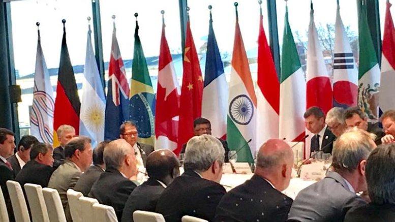 Como la espuma Sube comercio exterior del G20 - ¡Como la espuma! Sube comercio exterior del G20