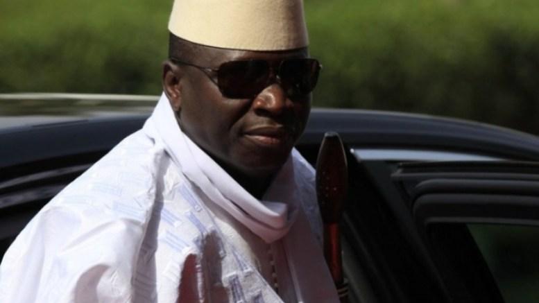 Por ladrón Expresidente gambiano no disfrutará de su bienes - Expresidente gambiano no disfrutará de su bienes