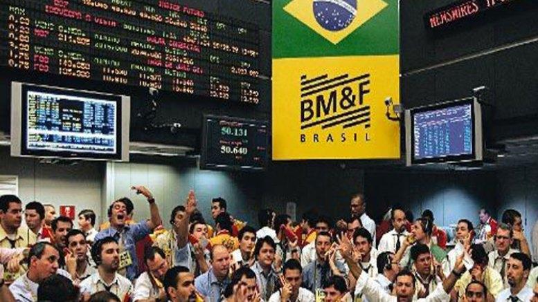ndice Bovespa de Brasil cae por preocupaciones políticas - Índice Bovespa de Brasil cae por preocupaciones políticas