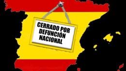 El desastre económico de España en tres meses - El desastre económico de España en tres meses