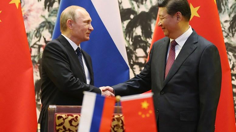 La revolución de transporte en Eurasia con Putin y Xi Jinping - La revolución de transporte en Eurasia con Putin y Xi Jinping