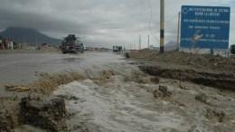 Perú invertirá 6.150 millones para recuperar daños de lluvias - Perú invertirá $6.150 millones para recuperar daños de lluvias
