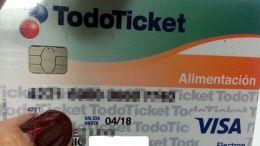 Tarjetas TodoTicket listas para retiro en cajeros automáticos - Tarjetas TodoTicket listas para retiro en cajeros automáticos