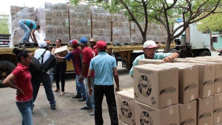 CLAP llegaron a más de 39 mil familias en Trujillo - CLAP llegaron a más de 39 mil familias en Trujillo
